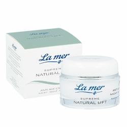 La Mer Supreme krem na noc perfumowany