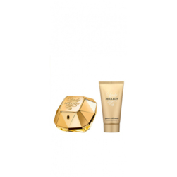 SET Paco Rabanne Lady Million W edp 50ml + blo 75ml