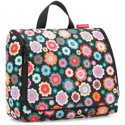 Kosmetyczka podróżna Reisenthel Toiletbag XL Happy flowers RWO7048