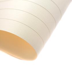 Papier ozdobny 120 g PŁÓTNO kremowy A45 szt. - kremowy
