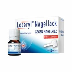 Loceryl Nagellack lakier przeciwgrzybiczny do paznokci
