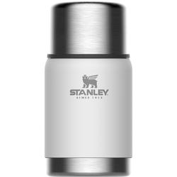 Termos obiadowy Stanley Adventure biały, 0,7 Litra 10-01571-022