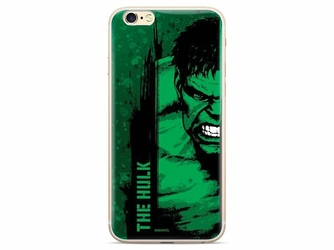 Etui z nadrukiem Marvel Hulk 001 Apple iPhone X