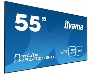 Monitor LED IIYAMA LH5582SB-B1 55 - Szybka dostawa lub możliwość odbioru w 39 miastach