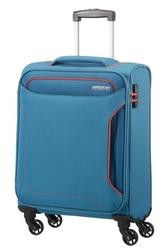 Walizka American Tourister Holiday Heat Spinner 55 cm - Niebieski