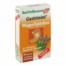Bad Heilbrunner Gastrimint Magen Tbl. Kautabl.