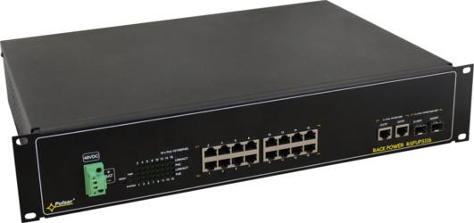 Switch z zasilaczem buforowym PULSAR RSFUPS116 - Szybka dostawa lub możliwość odbioru w 39 miastach
