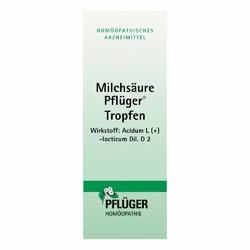 Milchsaeure Pflueger Tropfen