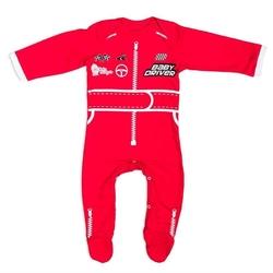 Baby Driver - Czerwony
