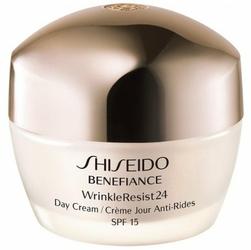 Shiseido Benefiance Wrinkle Resist 24 Day Cream W krem do twarzy na dzień 50ml