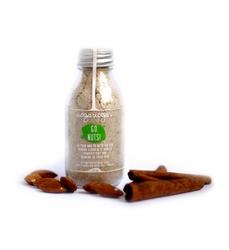 Uoga Uoga, Sucha glinka Go Nuts z migdałami do wszystkich rodzajów skóry, 100ml