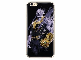 Etui z nadrukiem Marvel Thanos 003 Huawei P Smart 2019