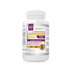 Wish Pharmaceutical Ashwagandha Extract 500mg 120 caps Stres