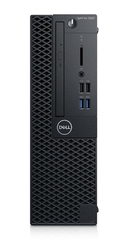 Dell Desktop Optiplex 3060SFF Win10P  i5-8500  4GB  500GB  Intel UHD 630  DVD RW  KB216  MS116  3Y NBD