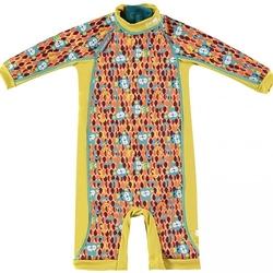Close, Ocieplany kombinezon do pływania dla dziecka, Małpki Ticky and Bert, X-Large 24-36 miesięcy