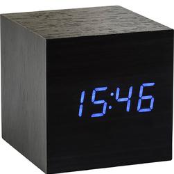 Duży budzik LED Maxi Cube Click Clock Gingko GK09B10