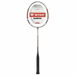 WISH Rakietka Badmintonowa Alumtec 317 Czerwona 317CZERWONY
