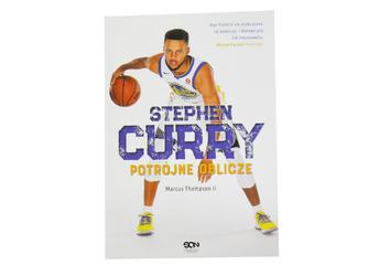 Książka NBA Stephen Curry. Potrójne oblicze - Marcus Thompson II