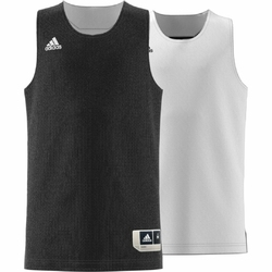 Koszulka do koszykówki dwustronna Adidas Youth Crazy Explosive - CD8636