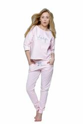 Piżama damska Beauty różowa Sensis WYSYŁKA 24H