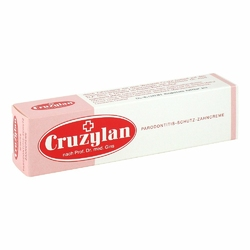 Cruzylan med. pasta do zębów