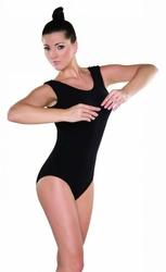 Shepa Kostium gimnastyczny bawełna B1 bez rękawów