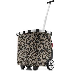 Wózek na zakupy Reisenthel Carrycruiser Baroque Taupe ROE7027