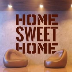 home sweet home 1710 naklejka