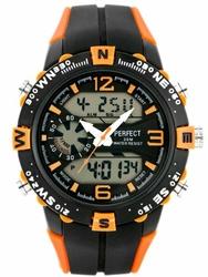 Męski zegarek PERFECT A878 zp239b
