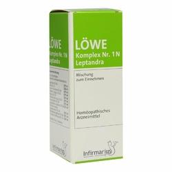 Loewe Komplex Nr. 1 N Leptandra Tropfen