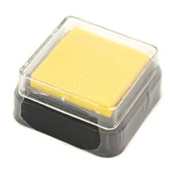 Tusz do stempli mini - żółty - ŻÓŁ