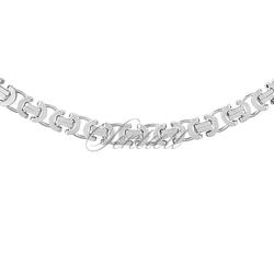 Łańcuszek ozdobny srebrny pr. 925 Ø 0115 - 6,0 mm