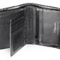 Mały portfel męski Valentini 166-265 Qx