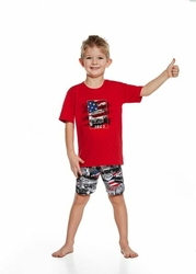 Cornette 78953 Kids Boy America piżama chłopięca