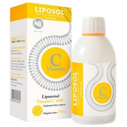WITAMINA C 1000 Liposomalna Buforowana Liposol C 250 ml