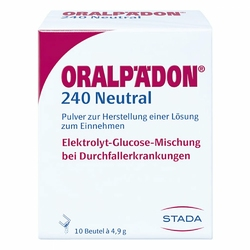 Oralpaedon 240 neutral Btl. Pulver