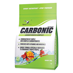 SPORT DEFINITION Carbonic - 1000g - Grapefruit Grape