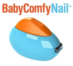 Bezpieczne cążki do paznokci dla dzieci BabyComfyNail