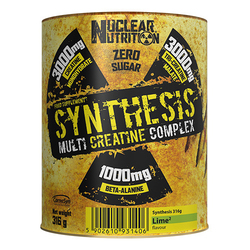 FA Nuclear NUTRITION SYNTHESIS CREATINE COMPLEX - 316g - Peach