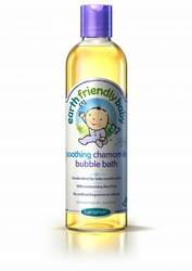 Earth Friendly Baby, Organiczny Płyn do Kąpieli z Rumiankiem, 300ml