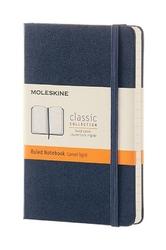 Notes Moleskine kieszonkowy w kratkę szaforowy