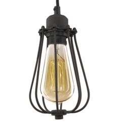 Altavola Design :: Rdzawa lampa wisząca Kopenhagen Loft dark rusty