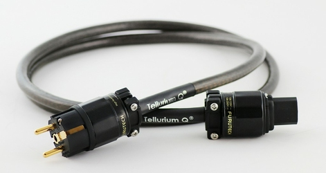 Tellurium Q Black Power Cable Długość: 2,5 m