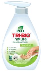 TRI-BIO, Naturalne Kremowe Mydło w Płynie SENSITIVE, 240 ml