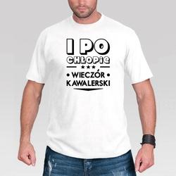 Koszulka - I Po Chłopie - XL