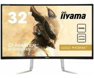 IIYAMA 32 G3266HS-B1 VA, 144Hz, HDMI, DP, CURVED, FREESYNC, OVERDRIVE