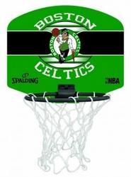 Mini tablica Spalding NBA Boston Celtics - Celtics