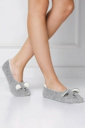 Aruelle Sweet Bear Slippers kapcie damskie
