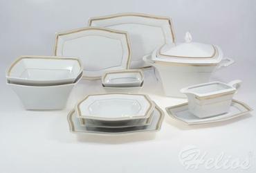 Serwis obiadowy dla 12 os.45 części - E400 LWÓW