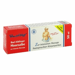 Bad Aiblinger Moorsalbe zur Intensiv Massage